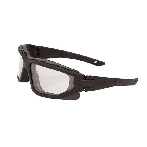 Lunette airsoft CE de protection THERMAL Vtac Zulu Clear