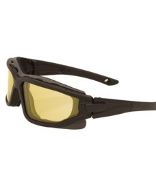 Lunette airsoft CE de protection THERMAL Vtac Zulu Jaune