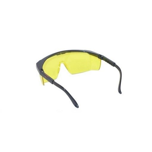 Lunettes de protection Airsoft jaunes