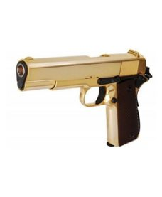 M1911a1 Gold Version Limited GBB WE