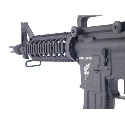 M4 AEG Apex Fast Attack CQBR RIS Noir Sportline