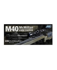 McMillan Sniper M40A3 OD spring
