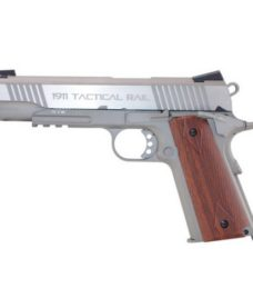 Milbro 1911 Rail Stainless Métal CO2 Blowback