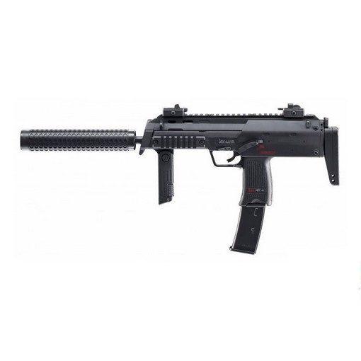 MP7A1 SWAT BK AEP + Silencieux airsoft