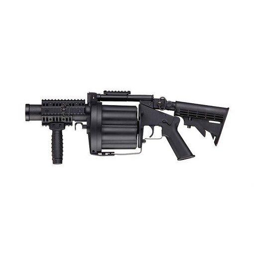 Multiple Lance Grenade noir ICS