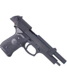 Pistolet M92 BK GBB B&W