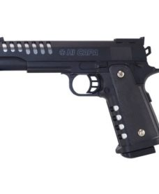 Pistolet plan beta Heavy Metal Hi-Capa Noir