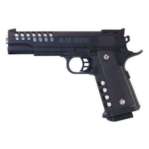 Pistolet plan beta Heavy Metal Hi-Capa Noir