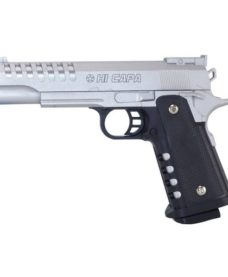 Pistolet plan beta Heavy Metal Hi-Capa Silver