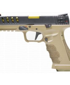 Pistolet Shark tan CO2 Full Auto APS