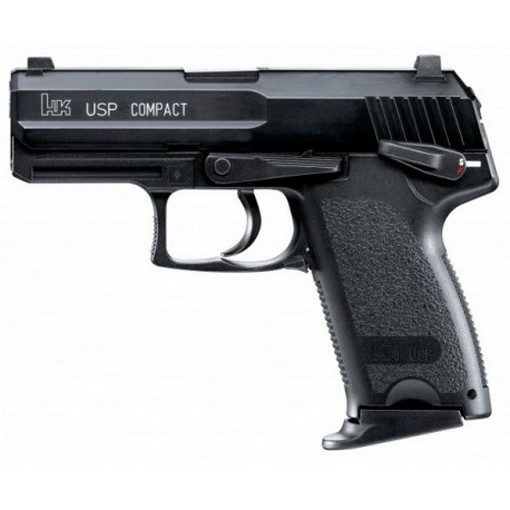 Pistolet USP Compact Noir GBB