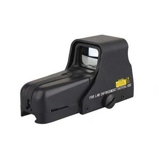 Point rouge airsoft Eotech 552 noir