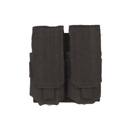 Porte chargeurs double M4 M16 Noir