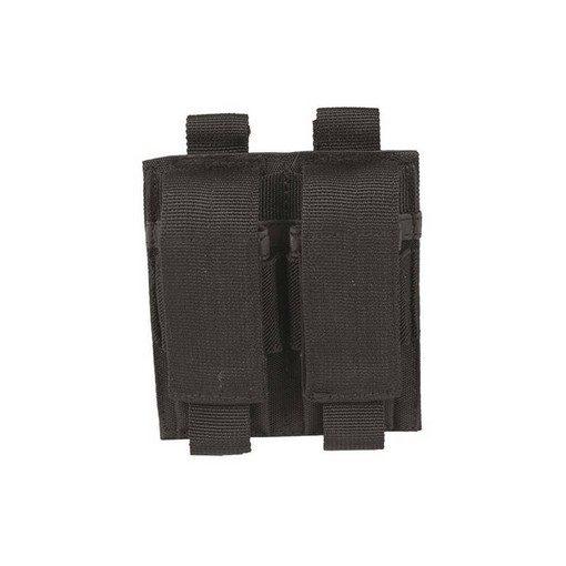 Porte chargeurs double pistolet Airsoft Noir