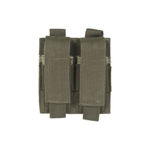 Porte chargeurs Double pistolet airsoft Olive