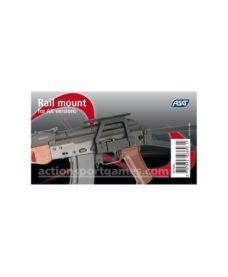 Rail de montage latéral AK ASG