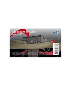 Rail de montage M14 latéral