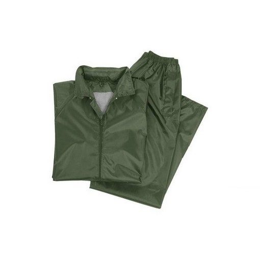 Tenue airsoft de pluie Olive VA Taille XL