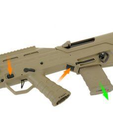 UAR 501 Hybrid Gearbox APS AEG