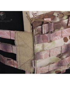 Veste JPC avec plaques - Kryptek Highlander