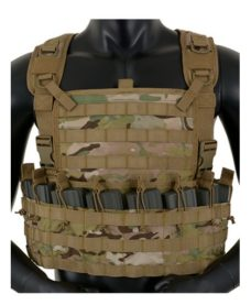 Veste Tactical Rifleman Chest Rig Multicam