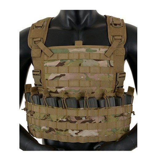 Veste Tactical Rifleman Chest Rig Multicam