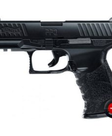 Walther PPQ Airsoft culasse métal spring