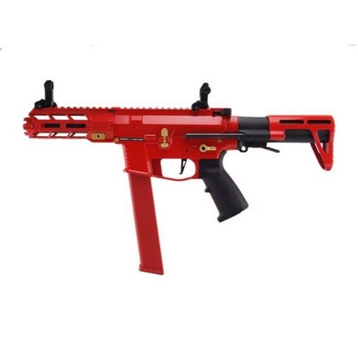 X9 NEMESIS Rouge Full Métal ECU AEG Classic Army