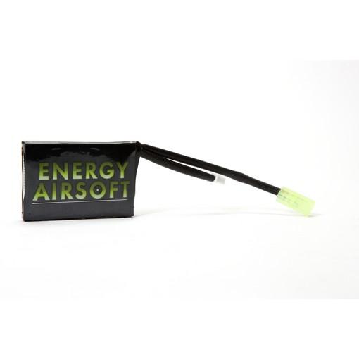 Batterie Li-Po Energy Airsoft PEQ 7.4V 1500 mAh - Solo2