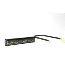 Batterie Li-Po Energy Airsoft Stick 7.4V 1400 mAh-20C- Solo3