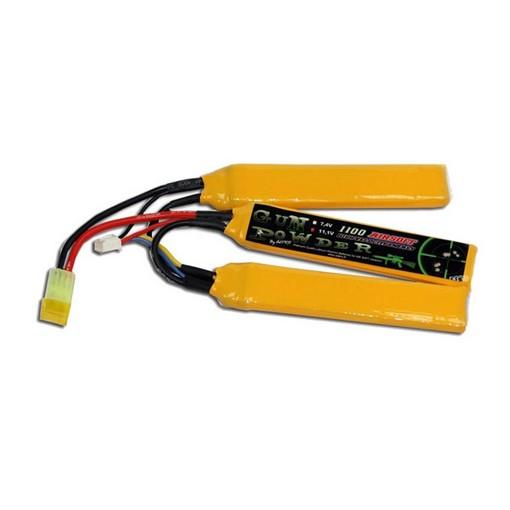 Batterie LiPo 11.1v A2Pro 1100mah mini 3 stick