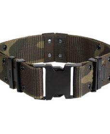 Ceinturon porte-accessoires 55 mm Woodland
