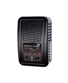 Chargeur batterie airsoft auto stop Li-Po Li-Fe ASG