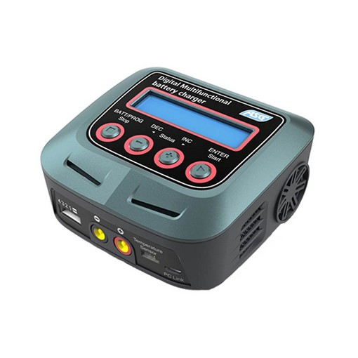 Chargeur batterie airsoft Digital Multifonctions Auto-Stop