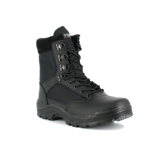 Chaussures / rangers airsoft noires zip T43/10