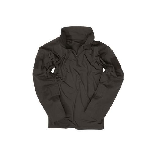 Chemise airsoft de combat manches longues Noir XL