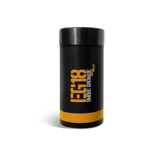 Fumigène airsoft Enola Gaye EG18 Orange grand format
