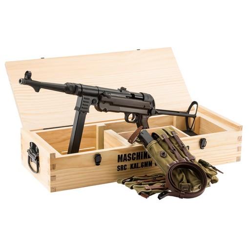 Fusil AEG SR40 airsoft luxury édition
