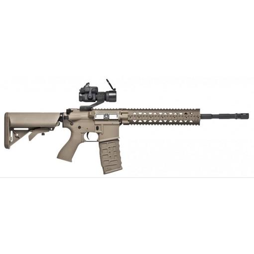 Fusil airsoft AEG CM16 R8-L Tan G&G