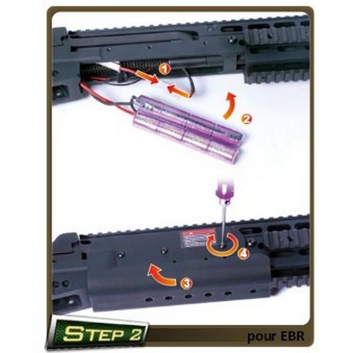 Fusil airsoft AEG GR14 HBA long