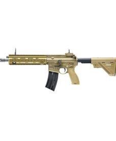 Fusil airsoft HK416 A5 AEG tan full métal VFC