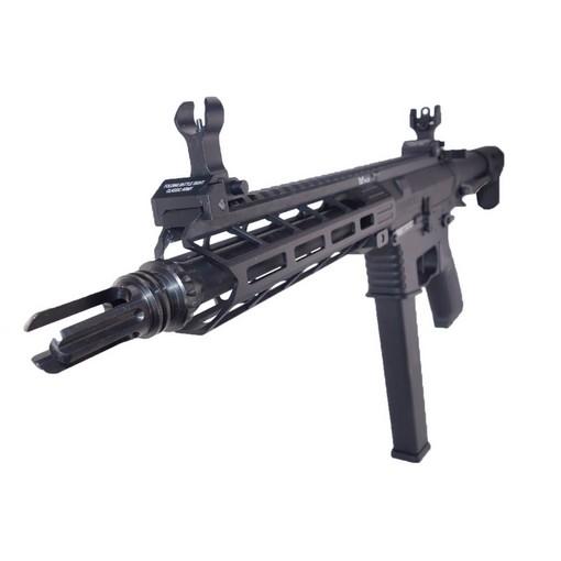 Fusil airsoft X9-8 NEMESIS Noir AEG Classic Army