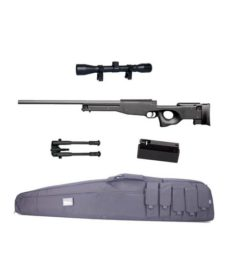 fusil AW308 airsoft Pack complet