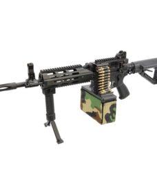 Fusil CM16 AEG LMG airsoft