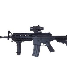 Fusil DLV D2810 AEG Pack complet