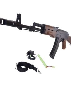 Fusil DLV D47 AEG airsoft Pack complet