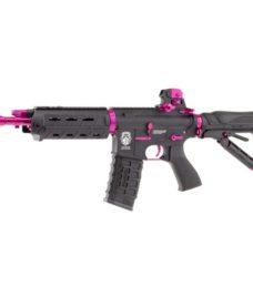 Fusil GR4 G26 Airsoft noir/rose G&G