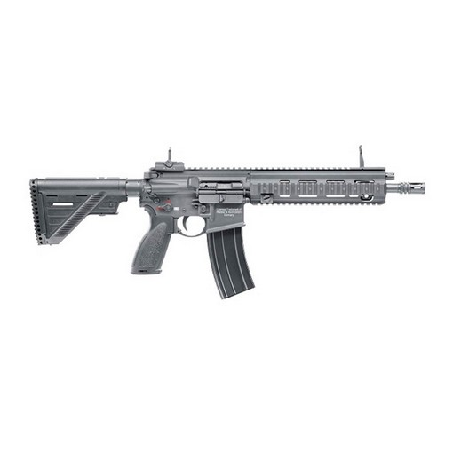Fusil HK 416 A5 airsoft BK Full Métal GBB