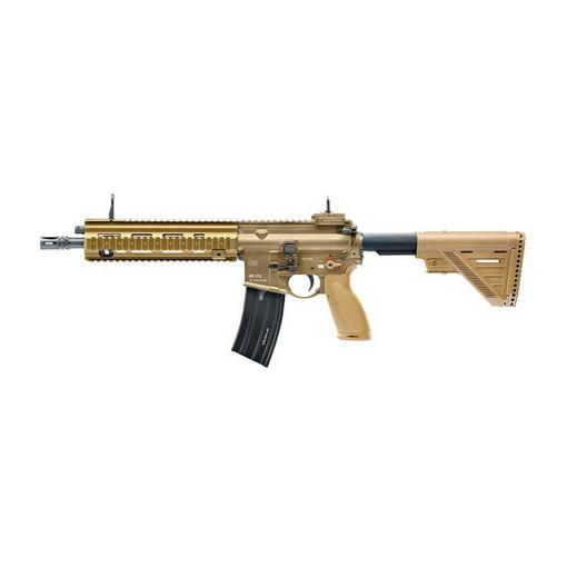 Fusil HK 416 A5 RAL8000 airsoft Full Métal AEG