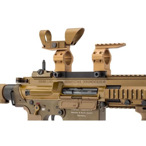 Fusil HK-G28 airsoft full métal AEG